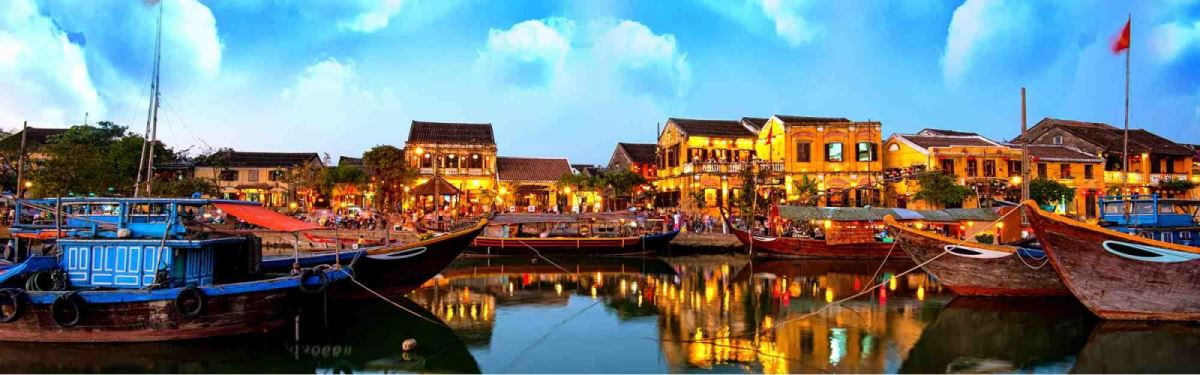 Hoi An Ancient Town - Vietnam