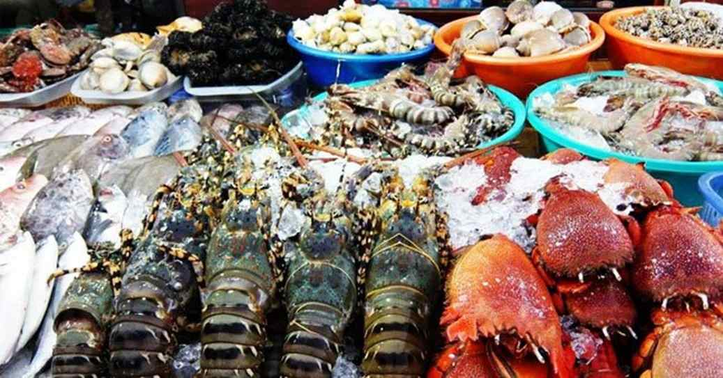 Phu Quoc seafood