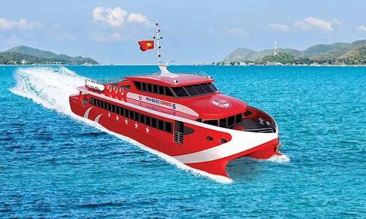 High Speed Boat transfer to Phu Quoc