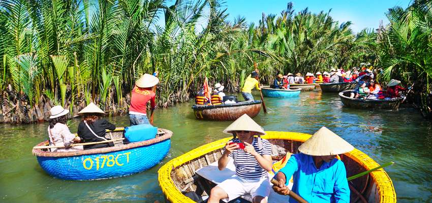 Cam Thanh Coconut Forest Half Day Tour
