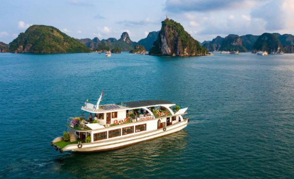 Halong Bay Luxury 1 Day Trip