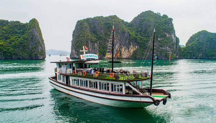 Halong Bay Deluxe 1 Day Trip