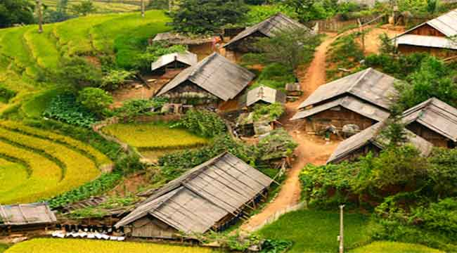 Sapa Trekking 2 Days 1 Night Overnight Homestay