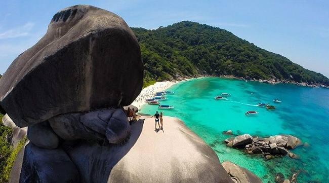 Similan Island One Day Tour